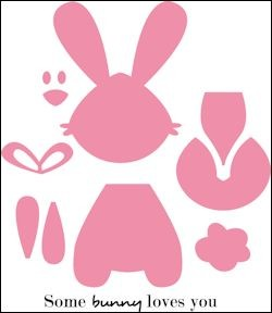 col1354 Collectables set bunny