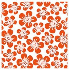 df3401 Design folder flowers