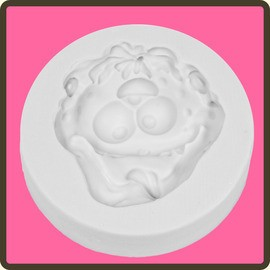 silicone mould Messy Monster Boy - 1