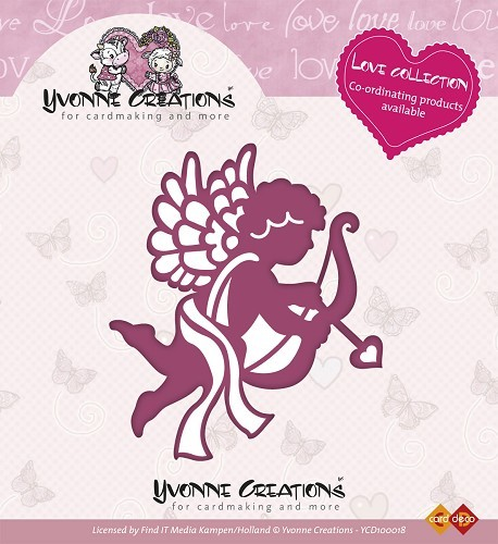 Die - Yvonne Creations - Love Collection - Cupido