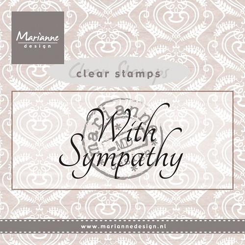 cs0928 Marianne D Stempel With sympathy EN