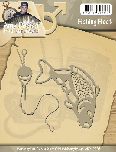 Die - Amy Design - Fishing Float