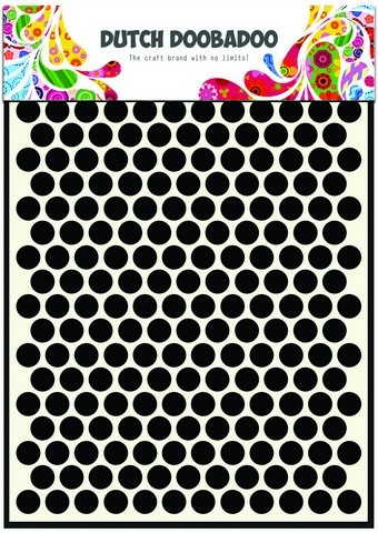 Dutch Doobadoo Dutch Softboard Dots - A5