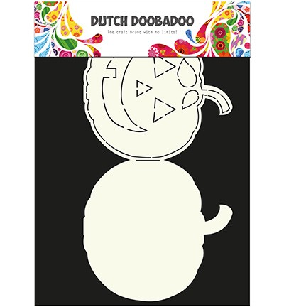 Dutch Doobadoo Dutch Card Art - Dutch Card Art Pumpkin