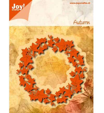 6002-0457 - Cutting & Embossing - Klimop-krans