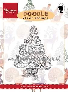 ews2212 Clear Stamp christmas tree