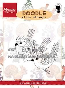 ews2213 Clear Stamp birds