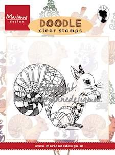 ews2214 Clear Stamp squirrel