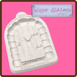 Sugar Buttons - Enchanted Door