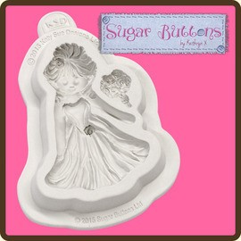 Sugar Buttons - Bride