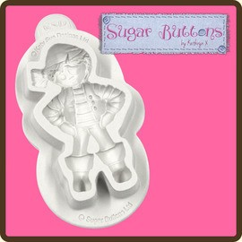 Sugar Buttons - Pirate