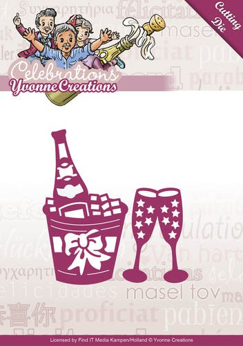 Die - Yvonne Creations - Celebrations - Champagne
