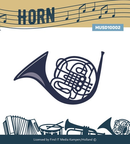 Die - Music Series - Horn