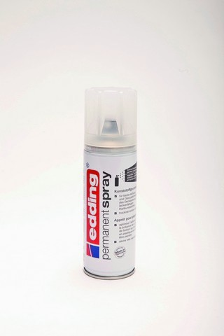 edding-5200 permanent spray hechtprimer kunststof blank    200ml