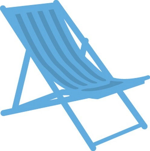 lr0423 Marianne D Creatable Deck chair