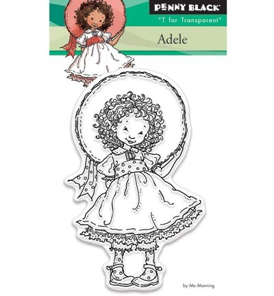 Transparant Stamp Sets Adele