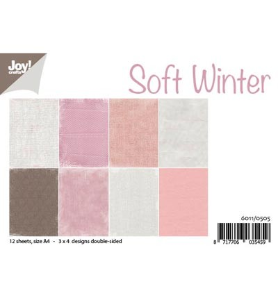 6011/0505 Papier Set A4 Soft winter