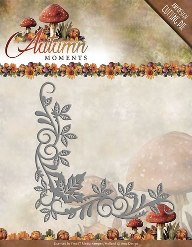 Die - Amy Design - Autumn Moments - Corner