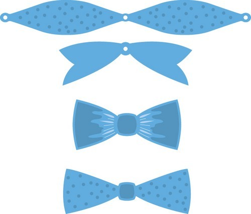 lr0448 Marianne D Creatable Mix & match bows