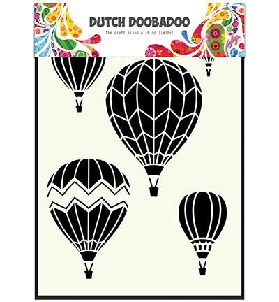 Dutch Mask Art Airballoons multi