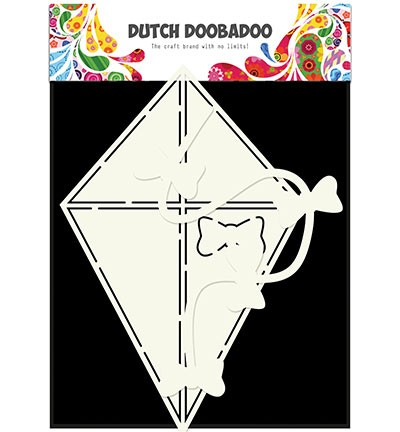 Dutch Card Art Kite