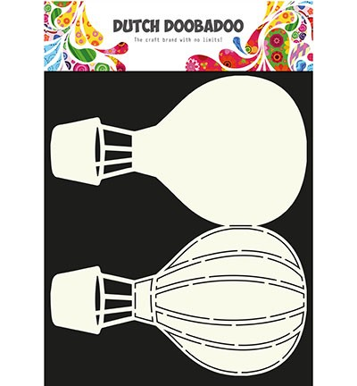 Dutch Card Art Airballoon