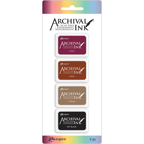 Archival Mini Ink Pad Kits Kit 2