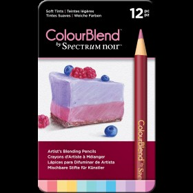 Colourblend by Spectrum Noir - Soft Tints (12pc)