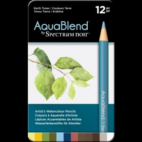 Aquablend by Spectrum Noir - Earth Tones