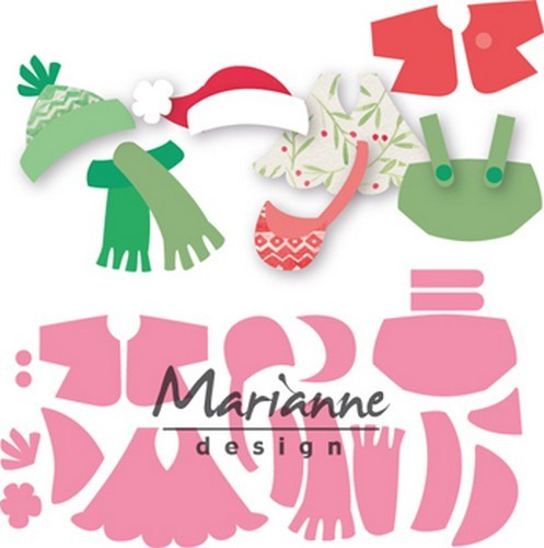 col1438 Marianne D Collectable Eline`s kleding