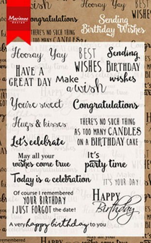 cs0996 Marianne D Stempel Birthday wishes (INT)