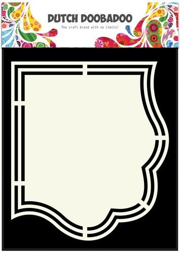 Dutch Doobadoo Dutch Shape Art Ornament A5
