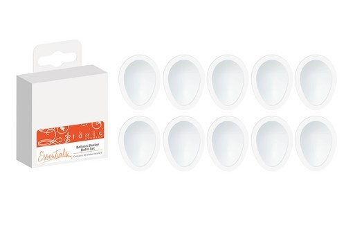 Tonic Studios - balloon blister refil shaker set