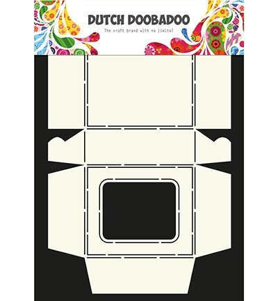 Dutch Box Art Box Art Window