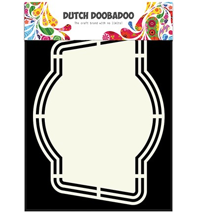Dutch Shape Art Shape Art Label 4
