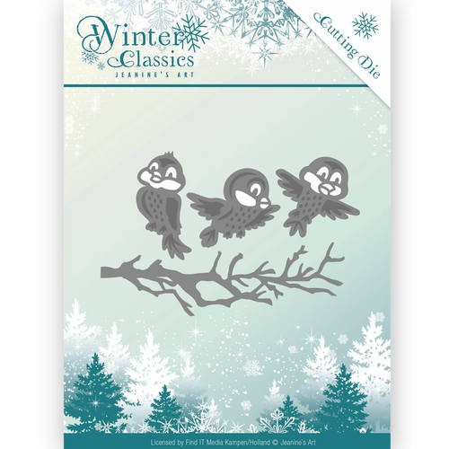 Die - Jeanine`s Art - Winter Classics - Winter birds