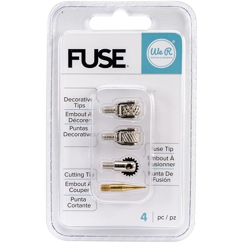 We R Fuse Tool Tips 4/Pkg