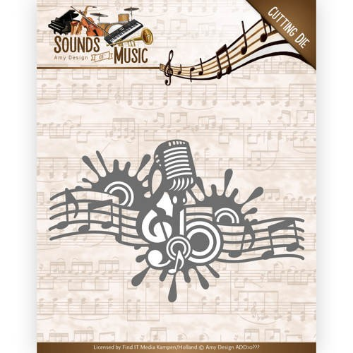 Dies - Amy Design - Sounds of Music - Music Border