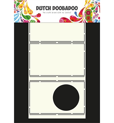 Dutch  Card Art Pop Up Circle