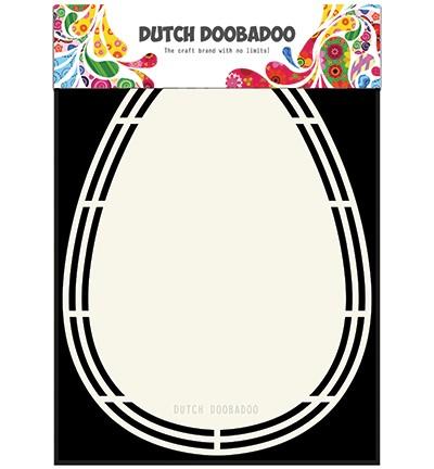 Dutch Doobadoo Shape Art Easter egg