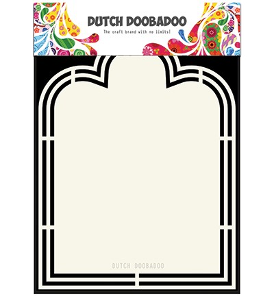 Dutch Doobadoo Shape Art Chord
