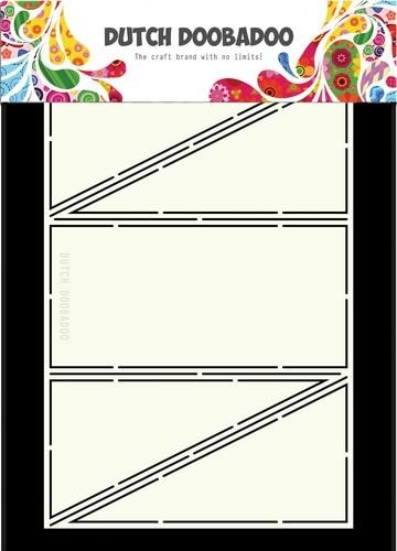Dutch Doobadoo Dutch Card Art Diagonale vouw A5