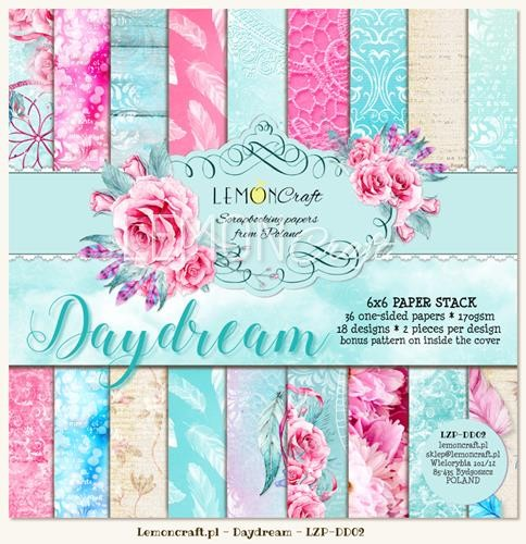 "Paper Collection Set 6""*6"" Daydream"