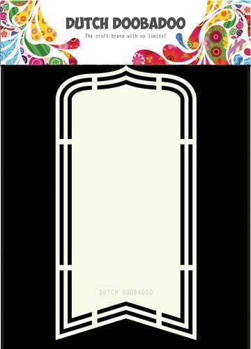 Dutch Doobadoo Dutch Shape Art Bookmark 2