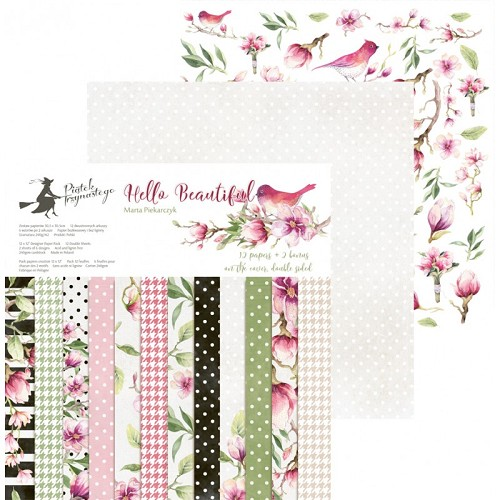 Hello Beautiful 12x12 Collection Kit