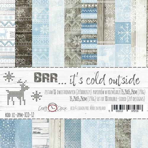 Craft-O-Clock - Brr It`s Cold Outside