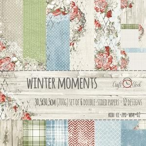 Craft-O-Clock - Winter moments