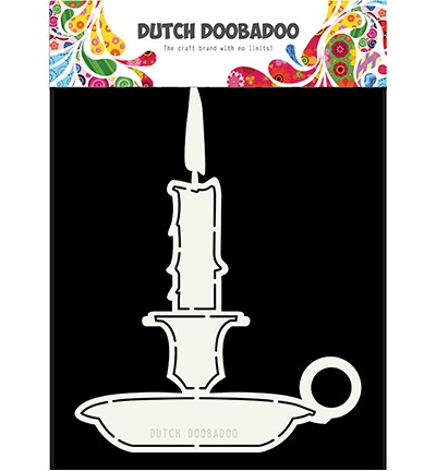 470713682 - Dutch Card Candlestick