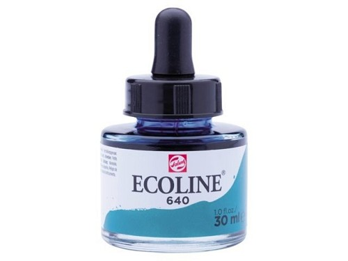 Ecoline 30ml blush groen