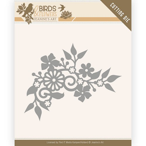 Dies - Jeanine's Art - Birds and Flowers - Birds Corner